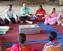 Learning from Villagers in Village Bhagwanpur, Jharkhand