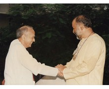 Dr. L.C. Jain, Member, Planning Commission & Ramon Magsasay Awardee